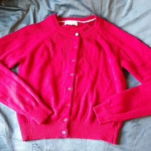 NWOT Modcloth Emily and Fin Wool Sweater